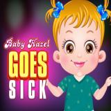 Baby Hazel Goes Sick