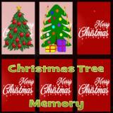 Christmas Tree Memory Game