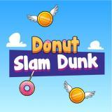 Donut Slam Dunk