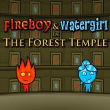 Fireboy and Watergirl: Forest Temple