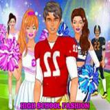 High School Fashion And Makeover-College Team