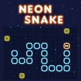 Neon Snake Game
